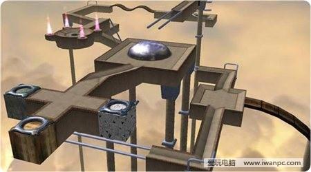 3d平衡球第九关_3D 平衡球 Ballance 游戏关口全开补丁下载 | 异星软件空间