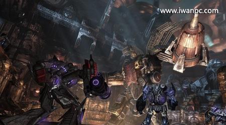 2010暑期单机游戏推荐之一:《变形金刚:塞伯坦之战》-塞伯坦之战, 变形金刚, 2010