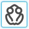 蛙灵桌面图标美化管理软件—让的桌面洁净得只剩下壁纸!-蛙灵桌面