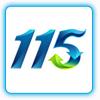 """115网盘下载地址解析工具V0.7—直接获取""""真实""""下载地址-115网盘下载地址解析工具, 115网盘"""