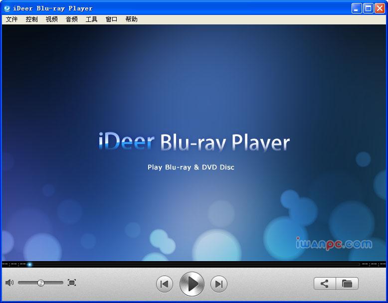 iDeer Blu-ray Player(蓝光电影播放器)1.2.8简体中文官网版+破解补丁下载-蓝光电影播放器, 蓝光, 破解补丁, 播放器, iDeer Blu-ray Player