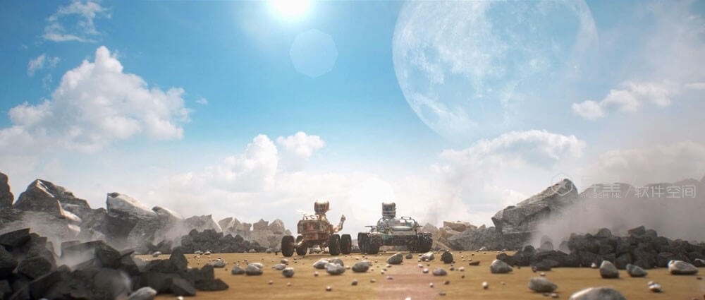 入眼走心的国产动画——未知星球(Planet+Unknown_CHN_Release)-科幻, 未知星球, 星球, 国产动画, 动画