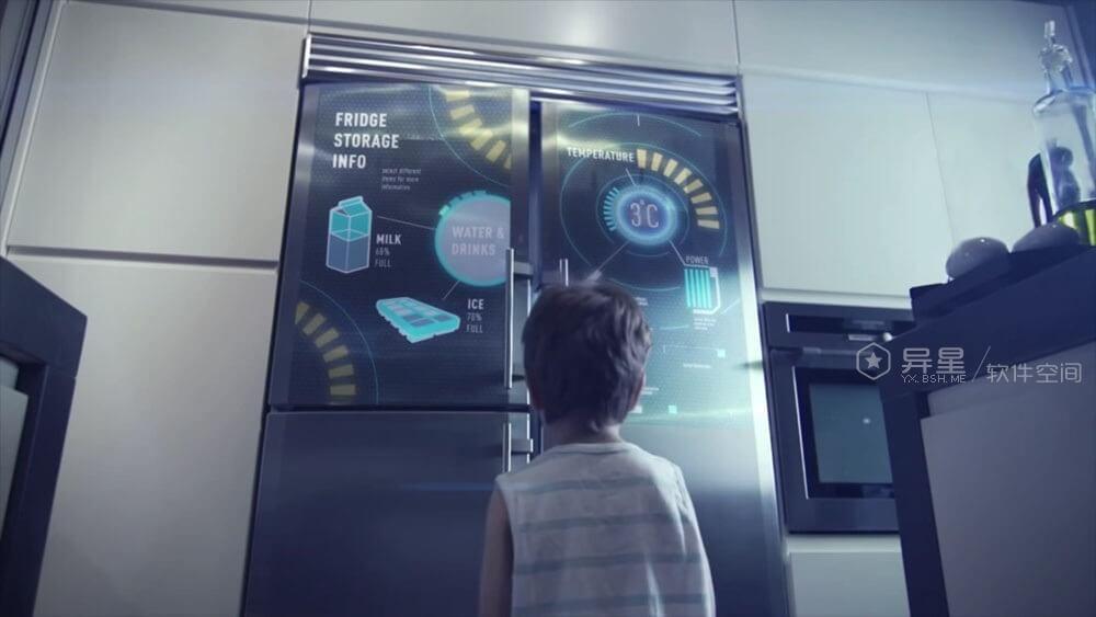 手势控制一切 - 未来科技概念展示-科技, 概念, 未来, 手势, PointGrab