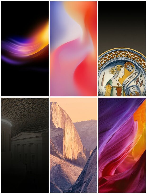 VIVO NEX | OPPO Find X | 一加6 | 三星S9 | 小米8 | iPhoneX —— 最新旗舰手机自带全套内置高清壁纸下载-高清, 设计, 美化, 素材, 片, 桌面, 手机, 壁纸