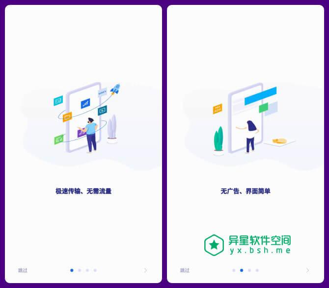 小米快传 v1.28.26 for Android Google Play 版 —— 纯净谷歌市场版 / 真心好用 / 必备文件传输工具-视频, 文件, 接收, 快传, 应用, 图片, 发送, 传送, 传输, 互传