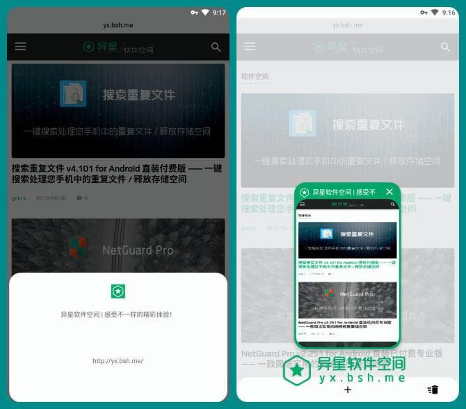 OH私人浏览器「OH Private Web Browser」v1.4.0 for Android 直装解锁高级版 —— 无需复杂设置退出时自动清除 everthing「历史记录/cookie/缓存/表单数据/Web存储等」-隐私, 自动清除, 私人浏览器, 私人, 清除, 清洁, 浏览器, 手势, OH私人浏览器, OH, everthing