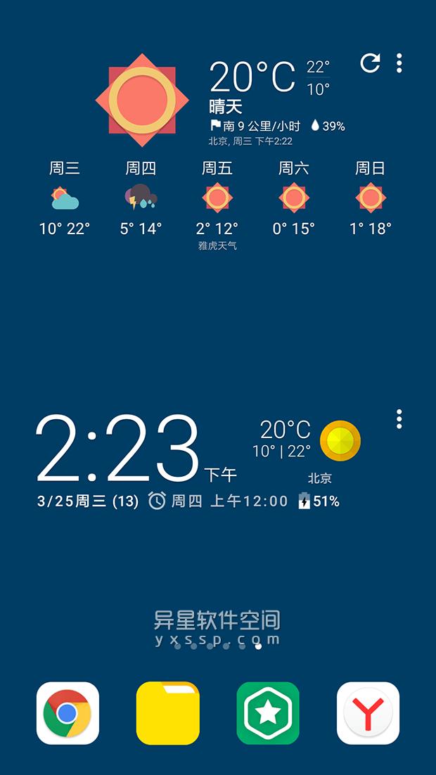 Chronus Pro「主屏与锁屏小部件」+ 主题图标包 v17.3.1 for Android 破解付费专业版 —— 精美优雅的时钟、 天气、 新闻、 任务、 股票与日历小部件-股票, 时钟, 日历, 新闻, 小部件, 天气预报, 天气, 任务, Chronus
