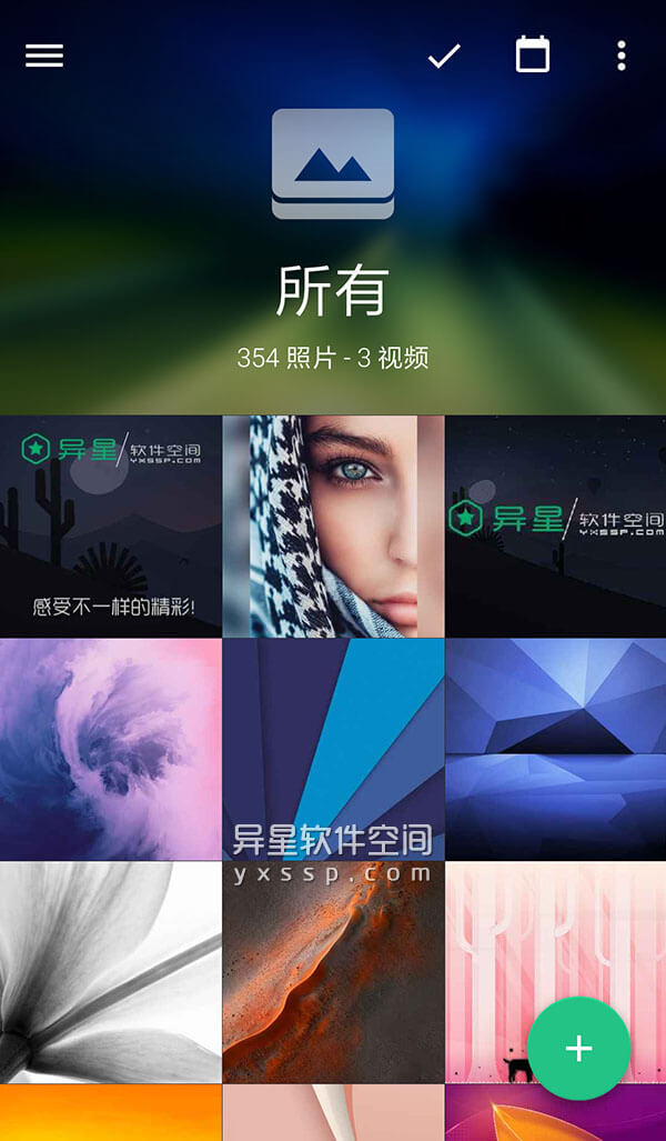 Piktures「智能相册」v2.8 for Android 解锁高级版「+完美汉化版」 —— 简单易用,功能超级强大的智能相册应用-视频, 相册, 照片, 智能, 播放器, 扫描仪, QR码, Piktures, GIF制作