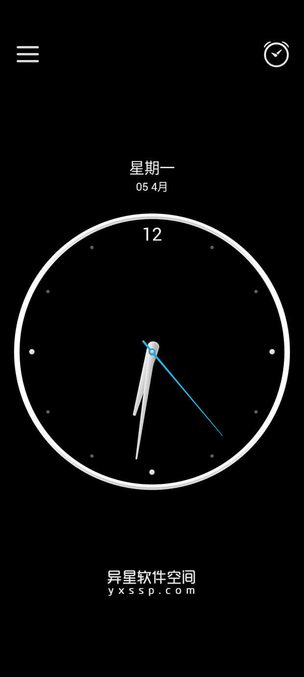 闹钟「Alarm Clock Premium」v2.9.13 for Android 解锁高级版 —— 一款简洁新形式,设计精美的时钟-闹钟, 定时器, 唤醒, Alarm Clock