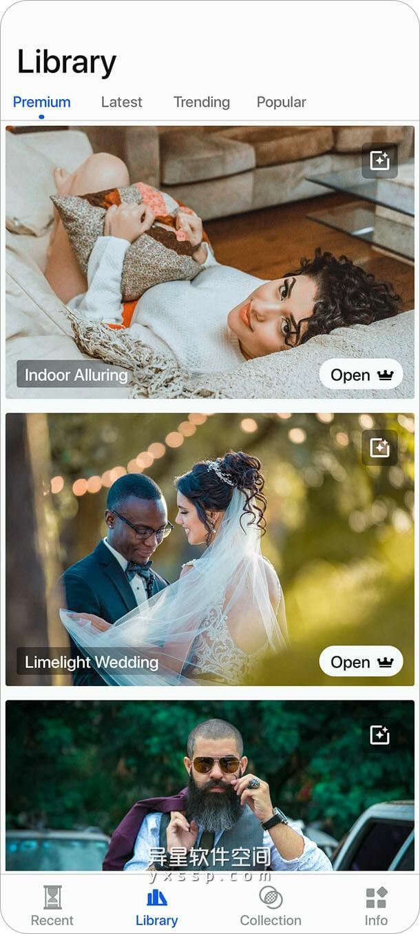 Preset Premium v2.4.1 for Android 解锁高级版 —— 为 Lightroom 提供高质量预设滤镜效果-预设, 美化, 照片, 滤镜, Preset, Lightroom